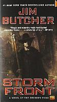 Storm Front (The Dresden Files, Book 1) by Jim Butcher